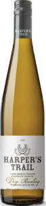 Harper's Trail Pioneer Block Dry Riesling 2011, BC VQA Okanagan Valley Bottle