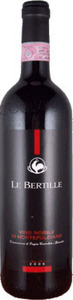 Le Bertille Vino Nobile Di Montepulciano 2011 Bottle