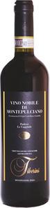 Tiberini Podere Le Caggiole Vino Nobile Di Montepulciano 2010 Bottle