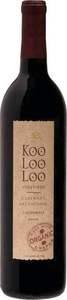 Koo Loo Loo Cabernet Sauvignon 2008 Bottle