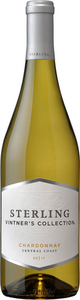 Sterling Vintner's Collection Chardonnay 2012, Central Coast Bottle