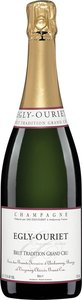 Egly Ouriet Tradition Grand Cru Brut Champagne Bottle
