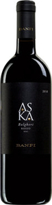 Banfi Aska 2010, Doc Bolgheri Bottle