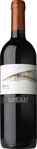 Concilio Merlot 2010, Trentino Bottle