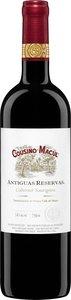 Cousiño Macul Antiguas Reservas Cabernet Sauvignon 2010 Bottle