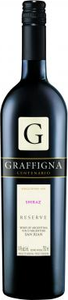 Graffigna Centerario Shiraz Reserve 2011 Bottle