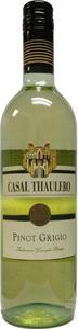 Casal Thaulero Pinot Grigio 2012, Osco Igp Molise Bottle
