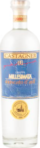Castagner Millesimata Moscato D'asti Grappa 2010 (700ml) Bottle
