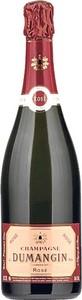Dumangin J. Fils Premier Cru Chigny Les Roses Brut Rosé Champagne Bottle