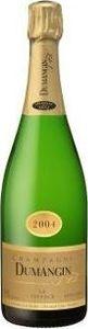 Dumangin J. Fils Premier Cru Chigny Les Roses Vintage Extra Brut Champagne 2004 Bottle