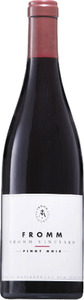 Fromm Winery Fromm Vineyard Pinot Noir 2010 Bottle