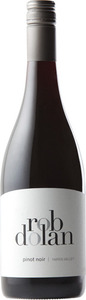 Rob Dolan White Label Pinot Noir 2012, Yarra Valley Bottle