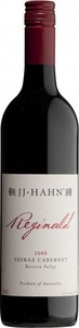 J.J. Hahn Reginald Shiraz/Cabernet 2010, Barossa Valley Bottle