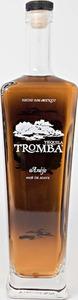 Tromba Añejo Tequila Bottle