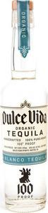 Dulce Vida Premium Organic Tequila Blanco Bottle
