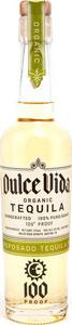 Dulce Vida Premium Organic Tequila Reposado Bottle