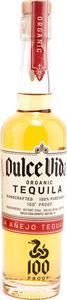 Dulce Vida Premium Organic Tequila Anejo Bottle