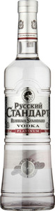 Russian Standard Platinum Vodka Bottle