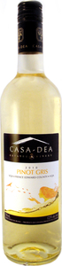 Casa Dea Pinot Gris 2011, VQA Prince Edward County Bottle