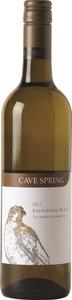 Cave Spring Sauvignon Blanc 2012, VQA Niagara Peninsula Bottle