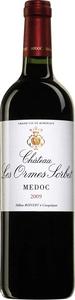 Château Les Ormes Sorbet 2009 Bottle