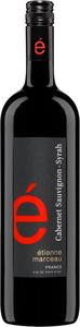 Etienne Marceau Cabernet Sauvignon Syrah 2012 (1000ml) Bottle