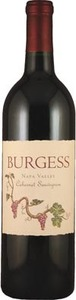 Burgess Cabernet Sauvignon 2009, Estate Vineyards, Napa Valley Bottle