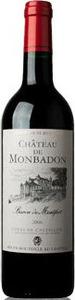 Château De Monbadon 2010, Ac Castillon Côtes De Bordeaux Bottle