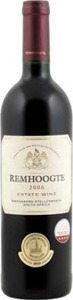 Remhoogte Estate Wine 2007, Wo Simonsberg Stellenbosch Bottle