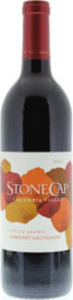 Stonecap Wines Cabernet Sauvignon 2010, Columbia Valley Bottle