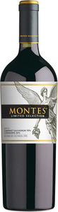 Montes Limited Selection Cabernet Sauvignon/Carmenère 2012, Colchagua Valley Bottle