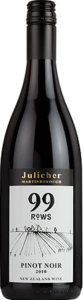 Julicher 99 Rows Pinot Noir 2010, Te Muna Road Bottle