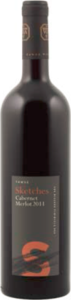 Tawse Sketches Cabernet/Merlot 2011, VQA Niagara Peninsula Bottle