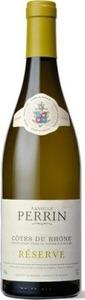 Perrin & Fils Réserve Côtes Du Rhône Blanc 2012 Bottle
