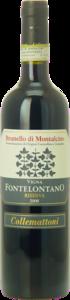 Collemattoni Vigna Fontelontano Brunello Di Montalcino Riserva 2007 Bottle