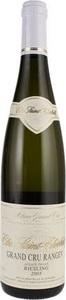 Domaine Bernard Schoffit Riesling Grand Cru Rangen De Thann Clos St. Théobald 2010 Bottle