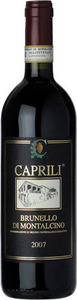 Caprili Brunello Di Montalcino 2009, Docg Bottle