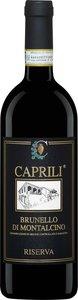 Caprili Brunello Di Montalcino Riserva 2008 Bottle
