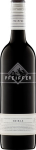 Pfeiffer Shiraz 2011 Bottle