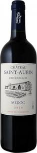 Château Saint Aubin 2010, Ac Médoc Bottle