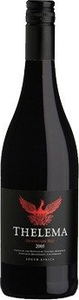 Thelema Mountain Red 2011, Stellenbosch Bottle