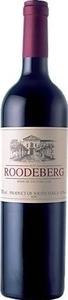 K W V Roodeberg 2011, Western Cape Bottle
