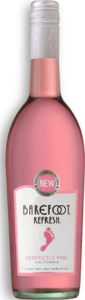 Barefoot Refresh Perfectly Pink Bottle