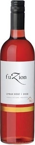 Fuzion Shiraz Rosé 2013 Bottle