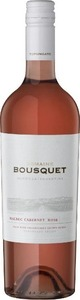 Domaine Bousquet Malbec Cabernet Rose 2013, Tupungato Valley, Mendoza Bottle