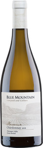Blue Mountain Reserve Chardonnay 2011, Okanagan Valley Bottle