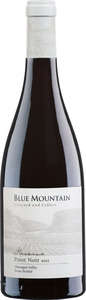 Blue Mountain Reserve Pinot Noir 2011, Okanagan Valley Bottle