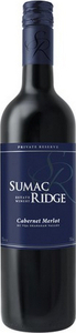 Sumac Ridge Cabernet Merlot 2011, VQA Okanagan Valley Bottle