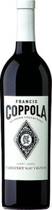 Francis Coppola Diamond Collection Ivory Label Cabernet Sauvignon 2011, California Bottle