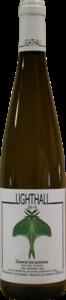 Lighthall Vineyards Gewurztraminer 2012, Ontario Bottle